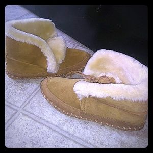 Moccasins Shoes, Pocahontas Style